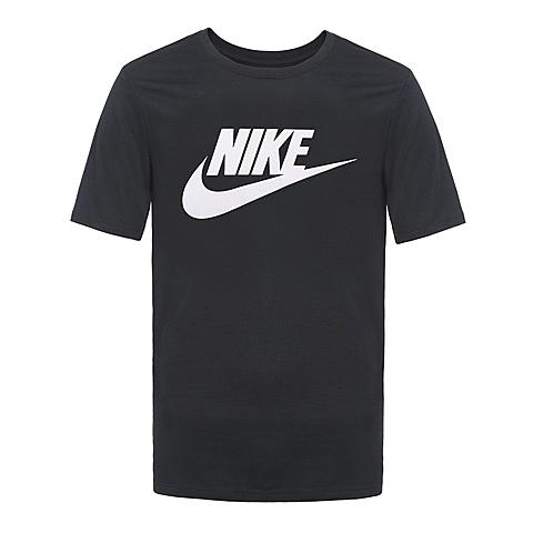 NIKE耐克新款男子AS NIKE TEE-FUTURA ICONT恤696708-014