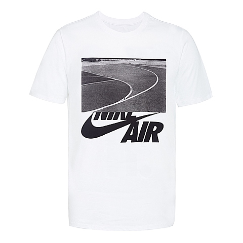 NIKE耐克新款男子NIKE AIR SPLIT COURT TEET恤778429-100