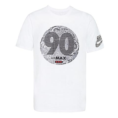 NIKE耐克新款男子TEE-AIRMAX LUNAR 90T恤779813-100