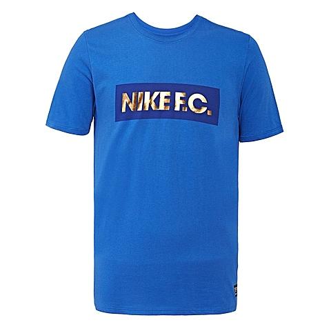 NIKE耐克新款男子AS NIKE FC FOIL TEET恤810506-480