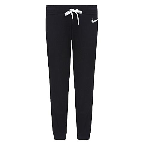 NIKE耐克新款女子NIKE JERSEY PANT-CUFFED长裤617331-010