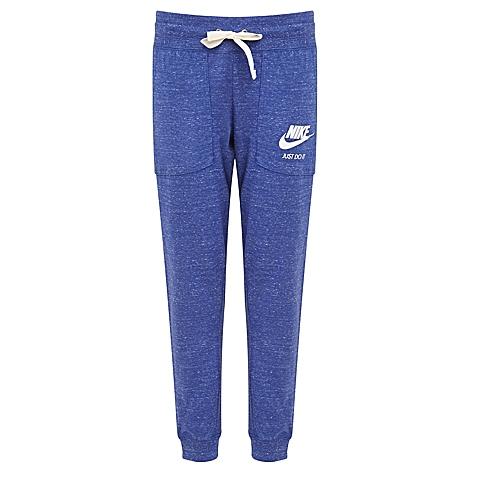 NIKE耐克2016年新款女子AS W NSW GYM VNTG PANT长裤726062-455