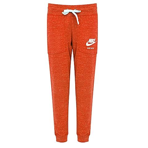 NIKE耐克2016年新款女子AS W NSW GYM VNTG PANT长裤726062-696