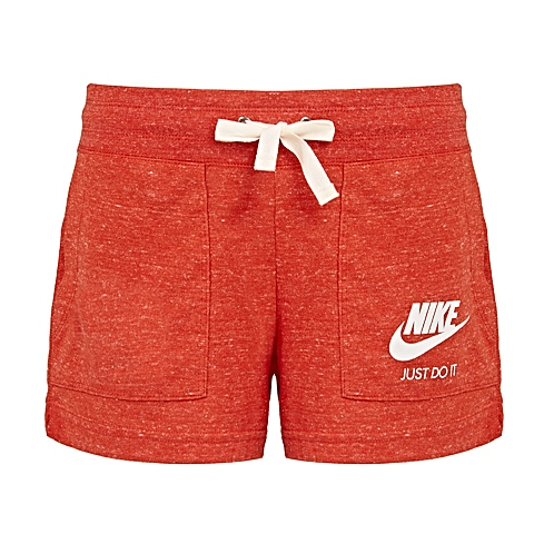 NIKE耐克新款女子AS W NSW GYM VNTG SHORT短裤726064-696