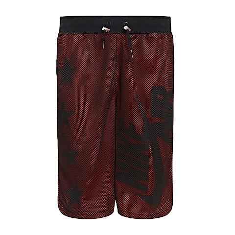 NIKE耐克新款男子AIR PIVOT V3 MESH SHRT短裤778061-010