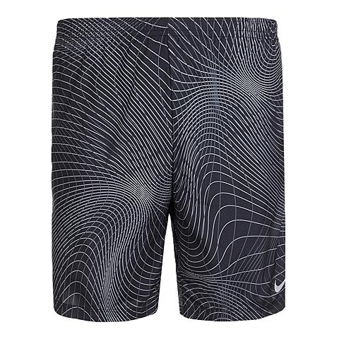 NIKE耐克新款男子7 DISTANCE PRINTED SHORT短裤717967-011