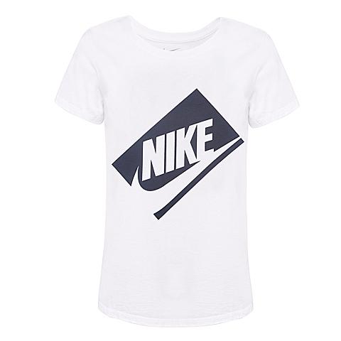 NIKE耐克2016年新款女子TEE-BF BOX FUTURAT恤779127-100