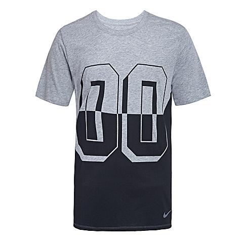 NIKE耐克2016年新款男子TEE-DOUBLE ZERO BLOCKT恤779703-063