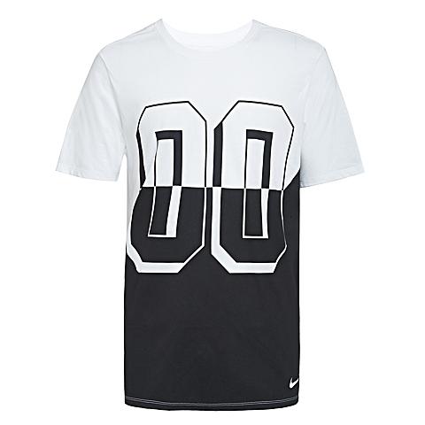 NIKE耐克新款男子TEE-DOUBLE ZERO BLOCKT恤779703-101