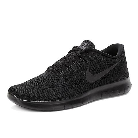 NIKE耐克新款男子NIKE FREE RN跑步鞋831508-002