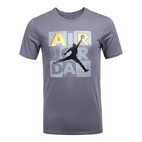 NIKE耐克2016年新款男子AS AJ 10 TAG TEET恤820140-021