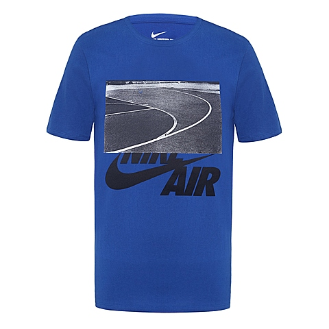 NIKE耐克2016年新款男子NIKE AIR SPLIT COURT TEET恤778429-455