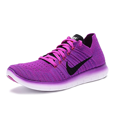 NIKE耐克新款女子WMNS NIKE FREE RN FLYKNIT跑步鞋831070-501