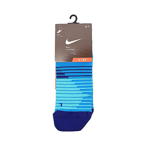 NIKE耐克新款中性RUNNING DRI-FIT LIGHTWEIG短筒袜SX5195-406