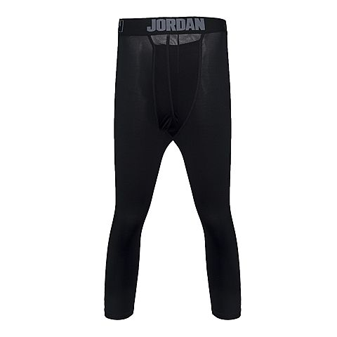NIKE耐克新款男子23 PRO DRY 3/4 TIGHT短裤724777-010