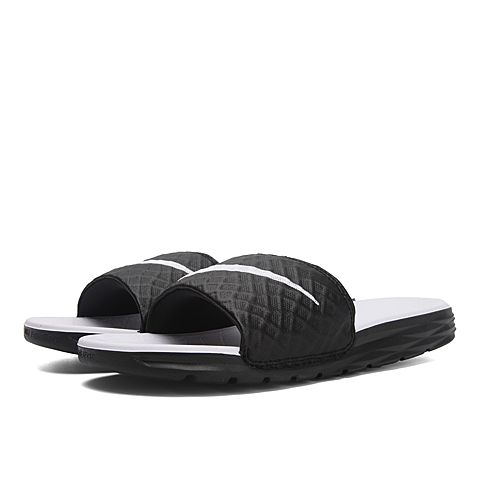 NIKE耐克新款女子WMNS BENASSI SOLARSOFT拖鞋705475-010