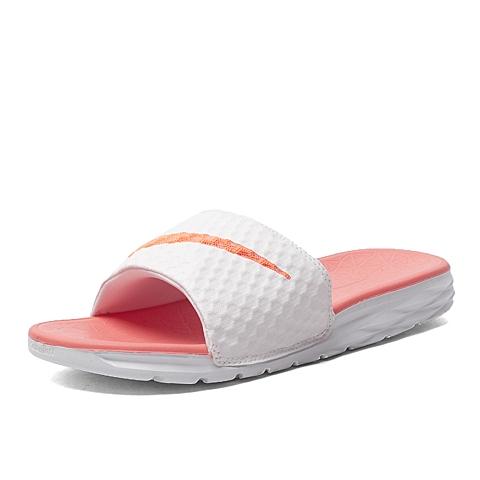 NIKE耐克新款女子WMNS BENASSI SOLARSOFT拖鞋705475-180