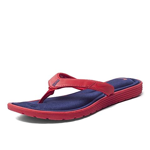 NIKE耐克2016年新款女子WMNS NIKE SOLARSOFT COMF THONG拖鞋705512-664