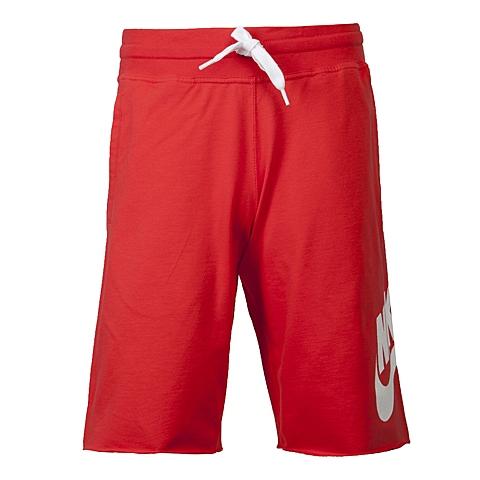 NIKE耐克新款男子AW77 ALUMNI SHORT-LT W短裤678573-696