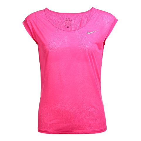 NIKE耐克新款女子DF COOL BREEZE SHORT SLEEVET恤719871-639