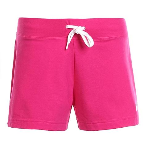 NIKE耐克新款女子AS W NSW SHORT JRSY短裤615056-618