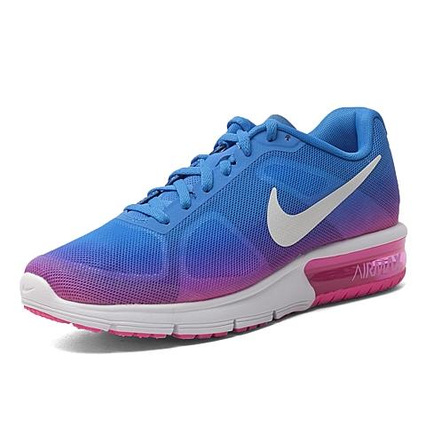 NIKE耐克新款女子WMNS NIKE AIR MAX SEQUENT跑步鞋719916-404