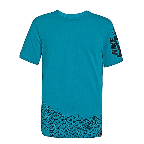 NIKE耐克新款男子AIR CHAIN FNCE TEET恤778435-351