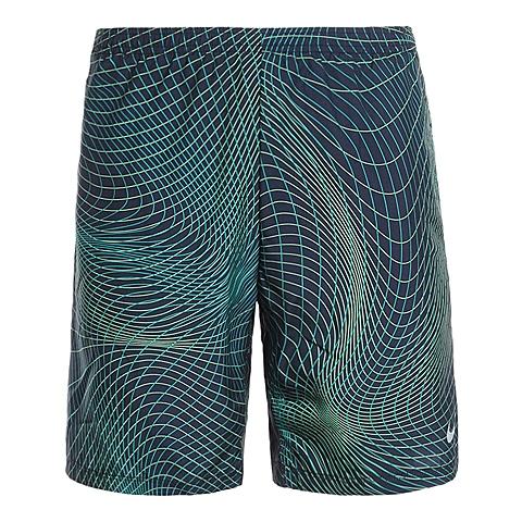 NIKE耐克新款男子7 DISTANCE PRINTED SHORT短裤717967-010