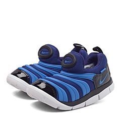NIKE耐克2016新款DYNAMO FREE (TD)儿童毛毛虫跑步鞋343938-413