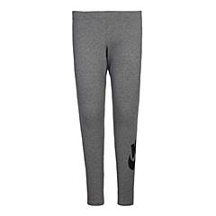 NIKE耐克2017年新款女子NSW LEG A SEE LGGNG LOGO长裤806928-092