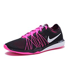 NIKE耐克新款女子W DUAL FUSION TR HIT PRNT训练鞋844667-001