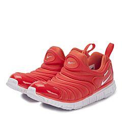 NIKE耐克2017新款NIKE DYNAMO FREE (PS)儿童毛毛虫复刻鞋343738-803