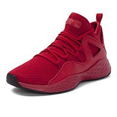 NIKE耐克2017年新款男子JORDAN FORMULA 23篮球鞋881465-602