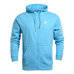 NIKE耐克2017年新款男子AS M NSW HOODIE FZ FT CLUB夹克804392-432
