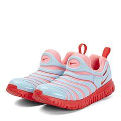 NIKE耐克2017新款NIKE DYNAMO FREE (PS)儿童毛毛虫复刻鞋343738-619