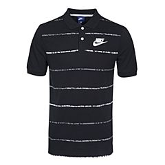 NIKE耐克2017年新款男子AS M NSW POLO PQ MATCHUP PRTPOLO衫833884-010