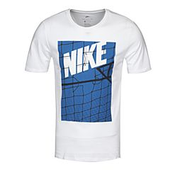 NIKE耐克2017年新款男子AS M NSW TEE NET PHOTO BLKT恤850670-100