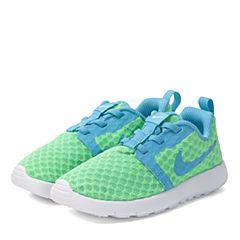 NIKE耐克女小童ROSHE ONE FLIGHT WEIGHT (TDV)复刻鞋819695-303