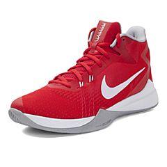 NIKE耐克2017年新款男子NIKE ZOOM EVIDENCE篮球鞋852464-601