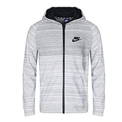 NIKE耐克2017年新款男子AS M NSW HOODIE FZ AV15 KNIT夹克883026-100