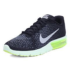 NIKE耐克男子NIKE AIR MAX SEQUENT 2跑步鞋852461-011
