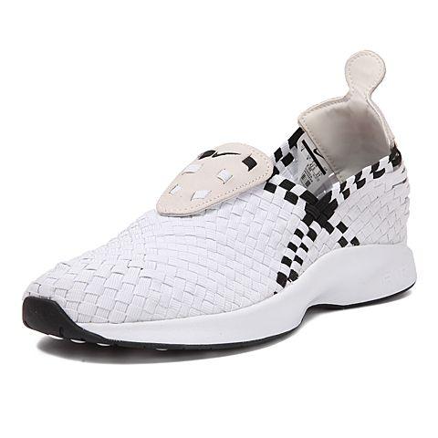 NIKE耐克2017年新款男子NIKE AIR WOVEN复刻鞋312422-100
