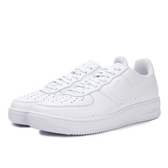 NIKE耐克2018年新款男子AIR FORCE 1 ULTRAFORCE LTHR复刻鞋845052-101