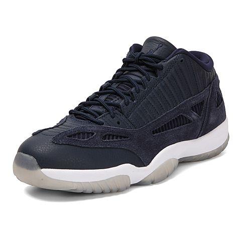 NIKE耐克男子AIR JORDAN 11 RETRO LOW IE篮球鞋919712-400