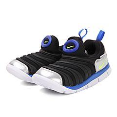 NIKE耐克2017年新款儿童NIKE DYNAMO FREE (TD)毛毛虫复刻鞋343938-012