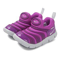 NIKE耐克儿童NIKE DYNAMO FREE (TD)毛毛虫复刻鞋343938-622