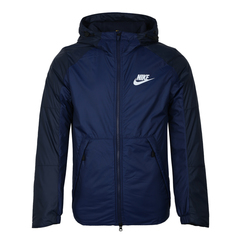 NIKE耐克2017年新款男子AS M NSW SYN FILL JKT HD FCLN薄棉服861789-429