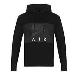 NIKE耐克男子AS M NSW HOODIE PO AIR HO卫衣/套头衫863759-010