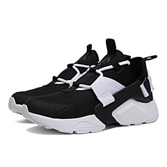 NIKE耐克2018年新款女子W NIKE AIR HUARACHE CITY LOW复刻鞋AH6804-002