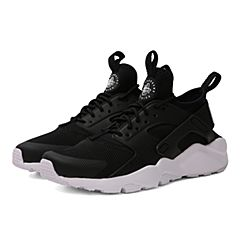 NIKE耐克2018年新款中性大童NIKE AIR HUARACHE RUN ULTRA GS复刻鞋847569-020